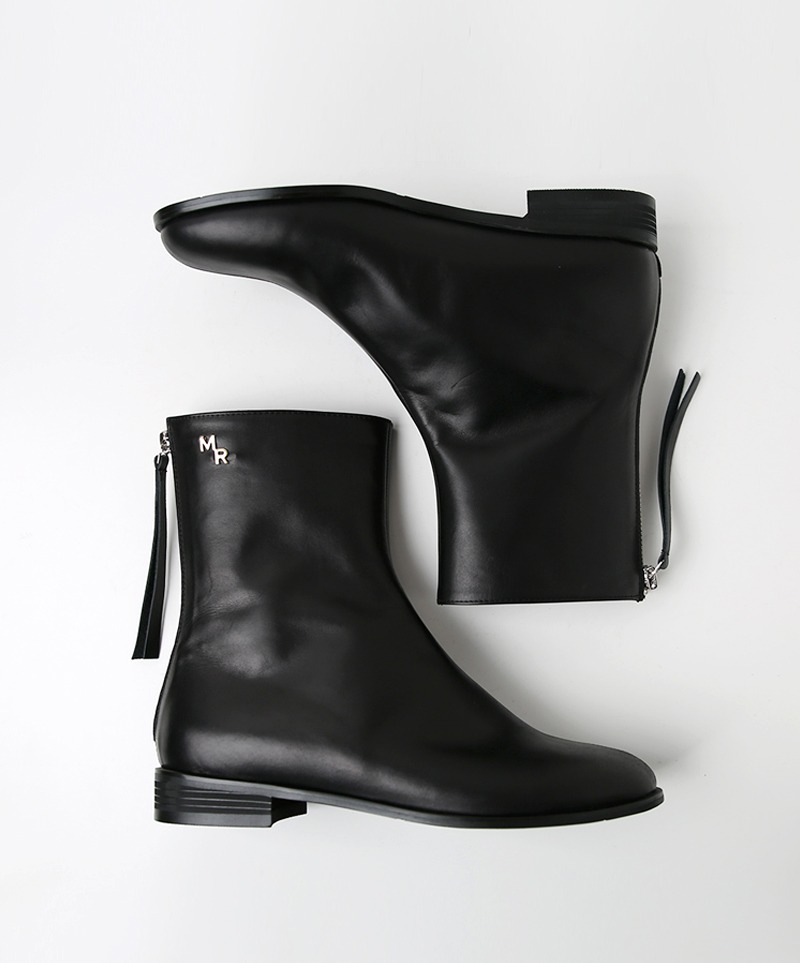 Jennet Simple MR Boots_ BLACK
